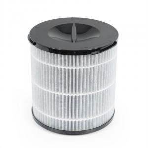 Arosa Filter 3 componenten voorfilter HEPA H11 koolfilter zwart