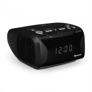 Dreamee USB CD Radio Alarm USB CD MP3 Black Black