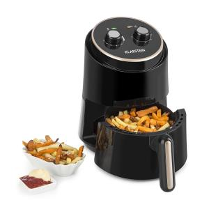Well Air Fry Air Fryer 1230W Overheat Protection 1.5L black Black