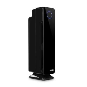 Piemont 4-in1 Air Purifier 50W 210m³/h Timer 5 Levels Black Black