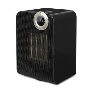 Cozy Cube Ceramic Heater 900 1800W Swivel Function 10-35 °C Black Black