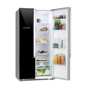 Grand Host XL Frigo e Freezer Combinati 517 Litri A++ nero