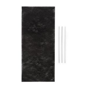 Royal Flush 60 Activated Carbon Filter Filter Mat 37.5x16.7 cm