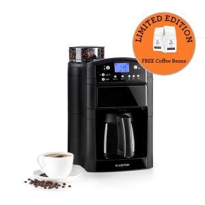 Aromatica Thermos Coffee Machine Grinder Thermos Can Aroma + Black Black | Thermos can