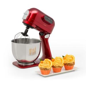 Curve keukenmachine LED display 5 snelheden rood Rood