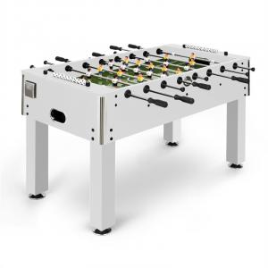 Maracanã Table Football Table Kicker Table Tournament Size Natural Cork Balls Drink Holder White