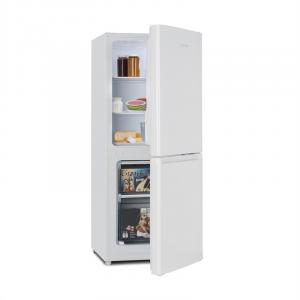 Big Daddy Cool 100 Combo Frigo e Freezer 106 Litri A+ bianco bianco