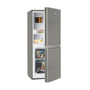 Big Daddy Cool 100 Refrigerador 106 L A+ Plata Acero inoxidable cepillado