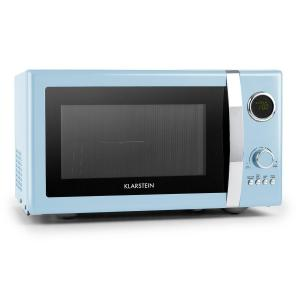 Fine Dinesty 2-in-1 Microwave 23 800W / Grill 1000W Blue Blue