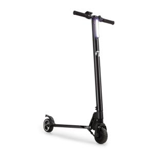 Sc8ter Electric Scooter Easy-fold function 250W to 22 km/h black Black