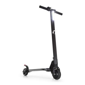 Sc8ter Carbon Electric Scooter Easy-fold Function 250W to 22 km/h black Black