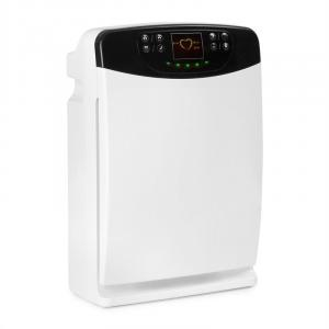 Fresh Breeze 5-in-1-Air Purifier Ionizer UV Humidifier 40m² White