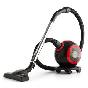 Pila Vacuum Cleaner, 800 W, Bagless, HEPA Filter Class H11, 18 kPa Black