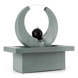 Eterna Garden Fountain In/Outdoor 12W Pump 10m cable Galvanized
