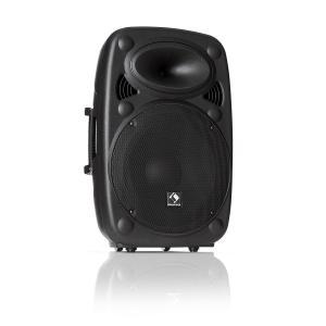 """SLK-15-A Actieve PA-luidspreker 15"""" 800 W max USB- en SD-poorten MP3 800 W"""