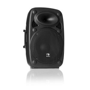 """SLK-10-A Actieve PA-luidspreker 10"""" 400 W max USB- en SD-poorten MP3 400 W"""
