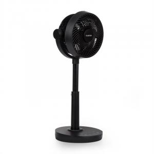 Neo Stream Pedestal Fan VarioFresh 3D 30W WhisperFlow Black Black