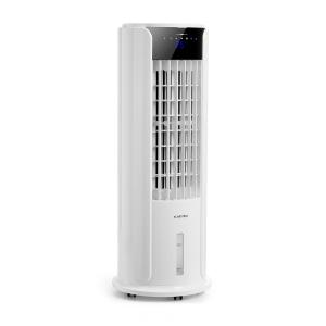 Skyscraper Horizon 3-in-1 Luftkühler Ventilator Luftbefeuchter 486 m³/h | 3,5 Liter | 60 Watt | Oszillation | Timer | Fernbedienung | mobil Weiß