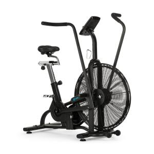 Strike Bike Ventilation Resistance Training Computer BT Black