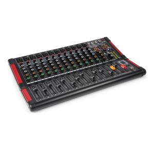 PDM-M1204 Mesa de mezclas 12 entradas para micrófono Procesador multi-FX
