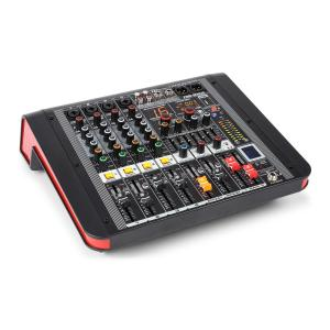 PDM-M404A 4 Ingressi Micro Processore Multi FX 24-Bit USB-Player