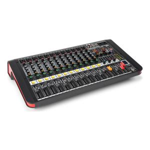 PDM-M1204A 12 Microphone Inputs 24-Bit Multi-FX Processor USB Player