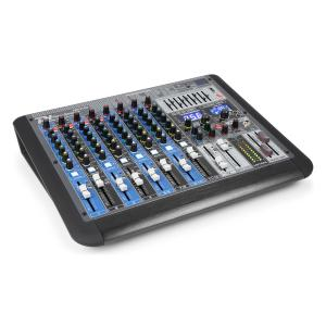 PDM-S1204 12-channel Mixer DSP / MP3, USB Port, BT Receiver