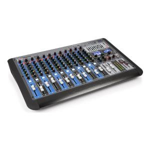 PDM-S1604 16-channel Mixer DSP/MP3, USB Port, BT Receiver