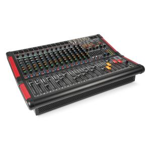 PDA-S1604A 16-channel Mixer with an Integrated Amplifier (2x350 RMS)