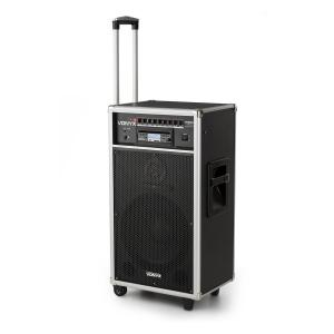 ST180MKII Mobile PA-Anlage 450W USB, SD/MMC für MP3s CD-Player
