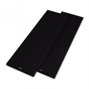 Reference 801 Cover golvhögtalare-överdrag par svart