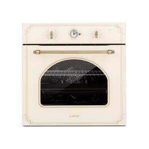 Victoria Built-in Oven Retro Design 9 Functions 50-250 ° C Ivory Ivory