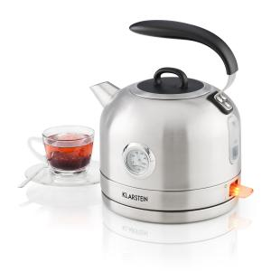 Carlina Retro Kettle 1.7l 1850-2200 W Tea Kettle Stainless Steel