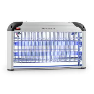 Mosquito Ex 5000 Lampa owadobójcza 38 W światło UV 150 m² kolor srebrny