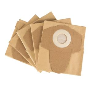 Vacuum Cleaner Bags for Reinraum 2G Wet-Dry Vacuum Cleaner 5-pc Paper