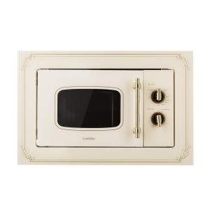 Victoria 20 Built-in Microwave 20 l 800 W Grill: 1000 W Ivory Ivory