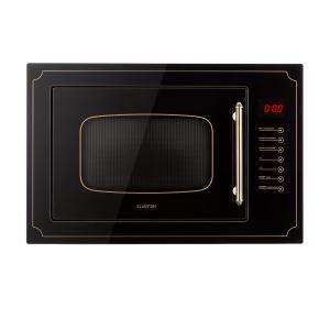 Victoria 25 Built-in Microwave 25 l 900 W Grill: 1000 W Black Black