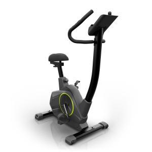 Epsylon Cycle Heimtrainer, 12 kg Schwungmasse, Riemenantrieb, schwarz