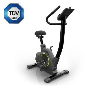Epsylon Cycle Home Trainer, 12 kg Flywheel, Belt Drive, Black Epsylon Cycle (Home Trainer)