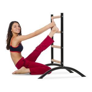 "Barre Amelie Stretch Ladder, Lunghezza 18"" (46 cm), 4 Altezze, Freestanding 46 cm"