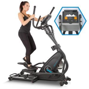 Helix Star MR Cross Trainer Bluetooth App 21kg Flywheel Helix Star MR - 21 kg Schwungmasse