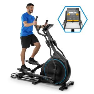 Helix Star DR Cross Trainer Belt Drive 27kg Flywheel Helix Star MR - 27 kg