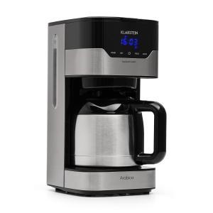 Kaffemaskin Arabica 800W EasyTouch Control silver/svart 1,2 Ltr
