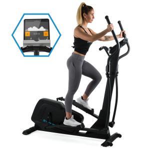 Helix Pro Cross Trainer Bluetooth App 20kg Schwungmasse Schwungmasse: 20 kg