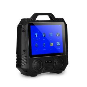 "CenterStage 4 mobil karaoke-högtalare, 30 W, 14,1"" display, trådlös-mikrofon"