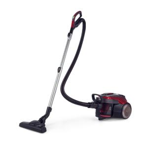 Clean King Ergo Cyclone Vacuum Cleaner 800W Bagless HEPA13 EEC-A Grey / Red Grey
