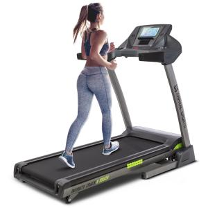 Infinity Track 6.0 tapis roulant touch, 5,5 HP, WiFi, display touch TFT da 9''