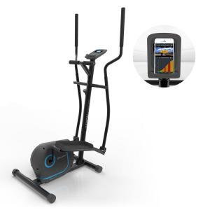 Myon Cross crosstrainer 12 kg vauhtipyörä SilentBelt System musta musta