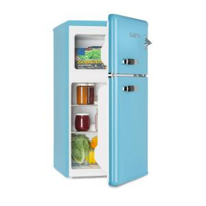 Irene Combinazione Frigo da 61 l e Freezer da 24 l blu blu