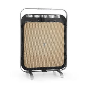 HeatPal Marble Blackline Infrared Heater 1300W Marble Aluminium Black